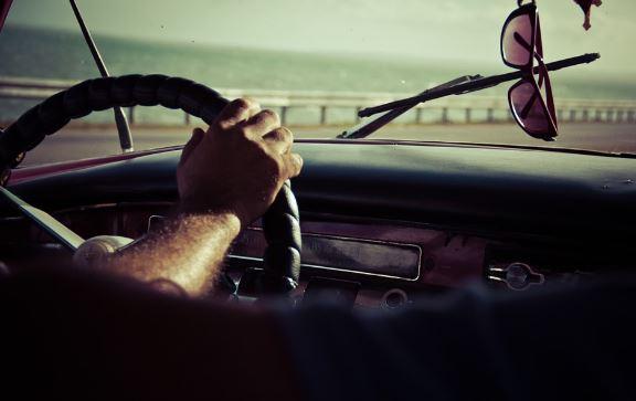 dirección coche