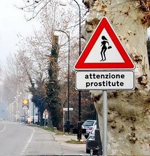 señal prostitutas