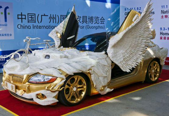coche de lujo