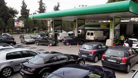 gasolinera llena