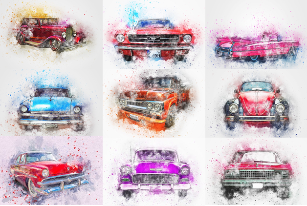 colores coches rolty