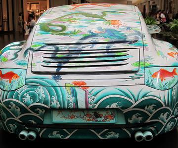 Información completa para pintar un vehículo usado